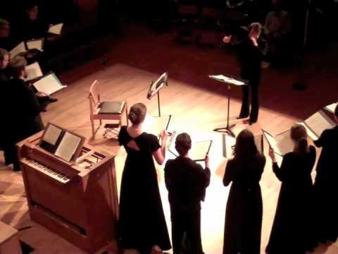 Performance: Byrd's Ave Verum Corpus