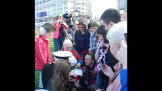 Celebrating the Veterans May 9th 2015 Moscow
