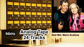 New Mix 24-Tracks Analog Tape © 2018 Legacy.