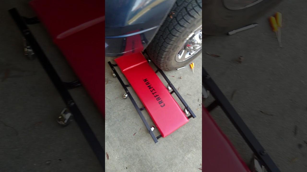 Fuel Filter Change For 2007 67l Cummins Youtube 2001 Dodge Ram Location