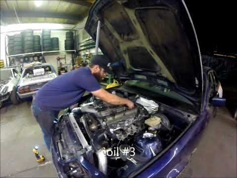 2JZ to E36 Harness Install - YouTube