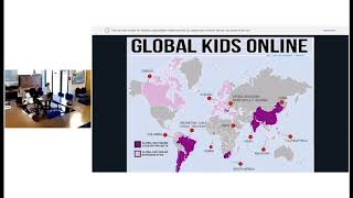 Children in a Digital World – Informing Policy with the Latest Research on How Kids Connect Online