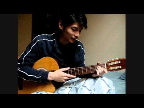 Akustik Gitar - Kunci Dasar E 04 (Full Running Chord)