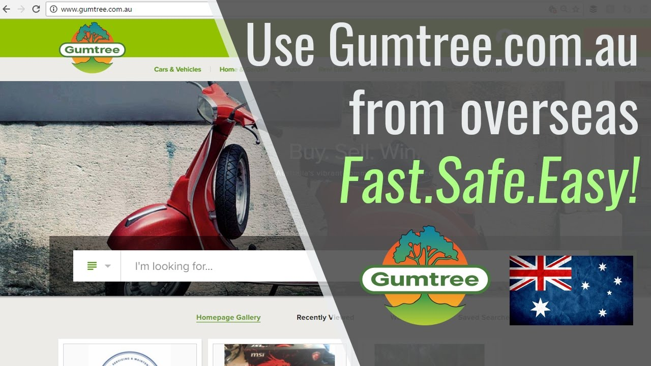 Gumtree com ay