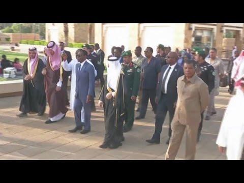 Guinée équatoriale, Préparation du quatrième Sommet Afrique-Monde Arabe