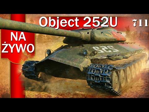Object 252U - nowy Premium - wymiatacz czy nie?  World of Tanks