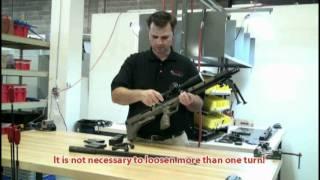 Desert Tactical Arms SRS Multi-caliber Sniper Rifle Thumbnail