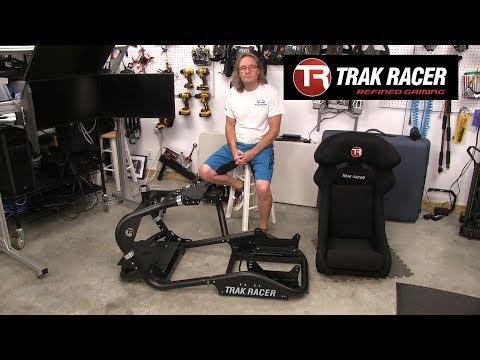 Trak Racer TR8 Cockpit Review