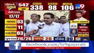 Gujarat: BJP's C.R Patil wins Navsari LS seat- Tv9
