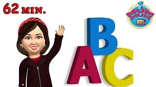 ABC SONG   ABC Songs for Children   Nursery Rhymes   MUM MUM TV thumbnail