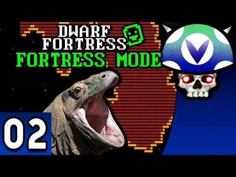 [Vinesauce] Joel - Dwarf Fortress ( Fortress Mode ) ( Part 2 )