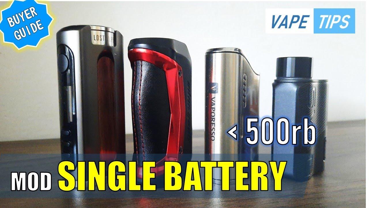 Download Rekomendasi mod single baterai dibawah 500 ribuan | by Dikwan Vape