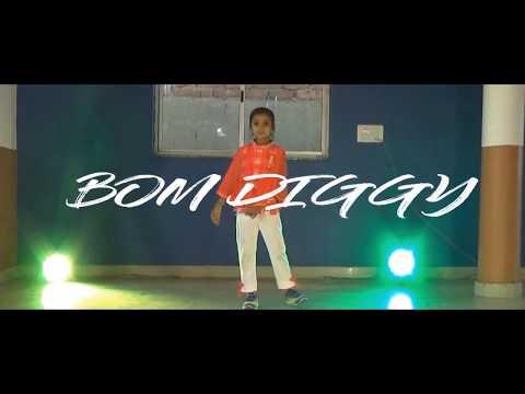 zack knight x jasmin walia    Bom Diggy    dance cover    Dance World Barhi