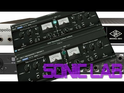 Sonic LAB UAD2 Thermionic Culture Vulture