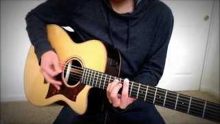 【Vocaloid】小夜子 Sayoko (Acoustic guitar cover)