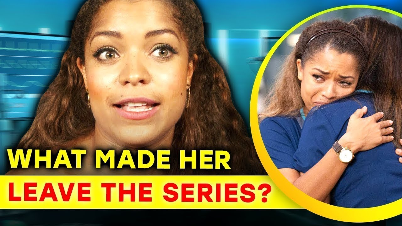 Download The Shocking Truth Behind Antonia Thomas' Departure From The Good Doctor |⭐ OSSA