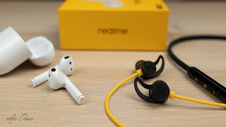 Realme Buds wireless & Air | الأرخص والأفخم