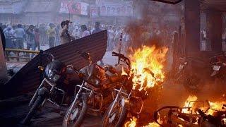 Bokaro Curfew: Violence during  Ramnavami celebration