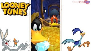 looney tunes dash 3 4 chapters   putty tat trouble daffy s treasure hunt   45 48 levels