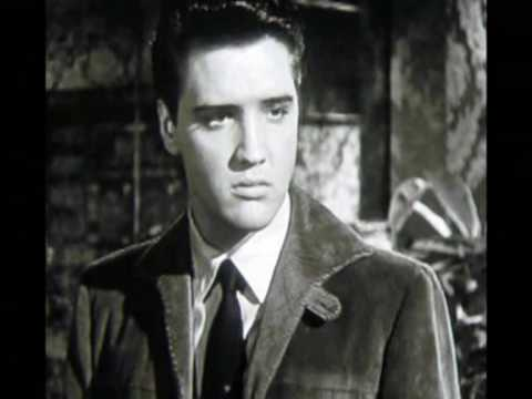 Elvis Presley-Interview august 7 1956 in St Petersburg.Elvis talking.