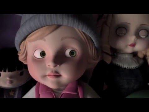 Alma - Short Animation Film Sound Project