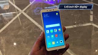 Xiaomi Redmi 6: First Look   Hands on   Price   [Hindi हिन्दी]
