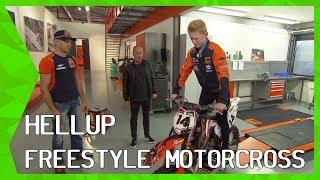 Hellup Freestyle Motorcross met Norman Veerbeek | ZAPPSPORT