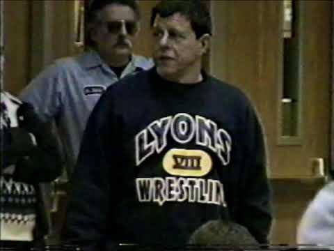 LTHS Wrestling Highlight Film '95 '96