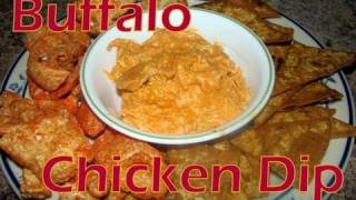 Atkins Diet Recipes: Low Carb Buffalo Chicken Dip (if)