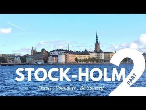Stockholm Trip (Estocolmo) - 2 days in Sweden - Travel Guide - Morgado The Third - Part 2