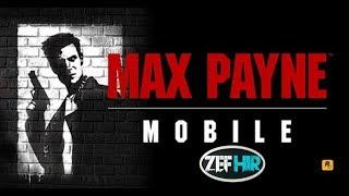 Max Payne Mobile v1.22 Apk+Obb Data [Full Version]