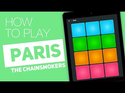 Thumbnail: How to Play: PARIS (The Chainsmokers) - SUPER PADS - Up City Kit