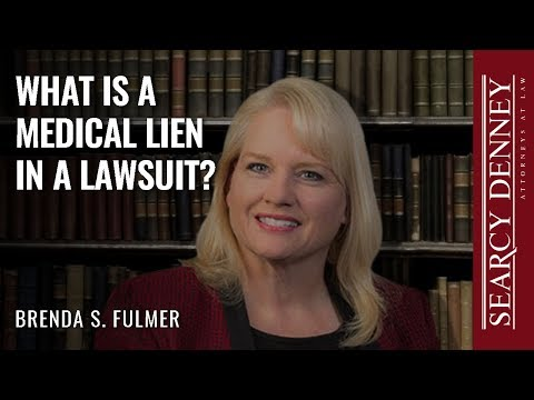 What is a Medical Lien in a Lawsuit?