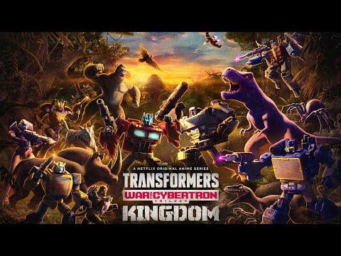 Transformers: War for Cybertron: Kingdom Trailer Reveals Final Battle Between Autobots & Decepticons