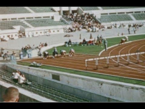 Roma 1960  [Rafer Johnson] Decathlon (Amateur Footage)