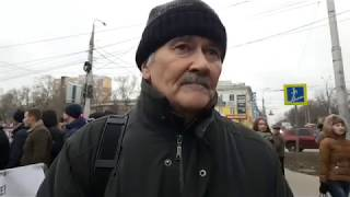 Навальный в Самаре 03.12.2017  Ч. 2 Гор Мелконян