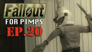 "Fallout for Pimps - ""The Pint-Sized Slasher"" 1-20"