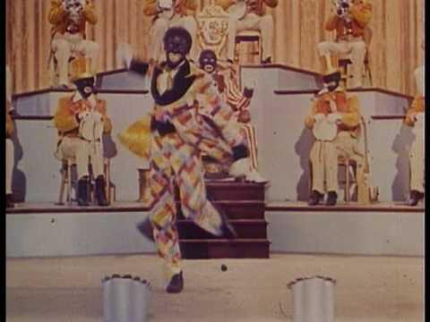 Glen Turnbull - Blackface Minstrel Song and Dance