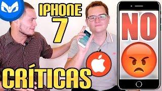 Maurg1 Criticas FUERTES al iPhone 7