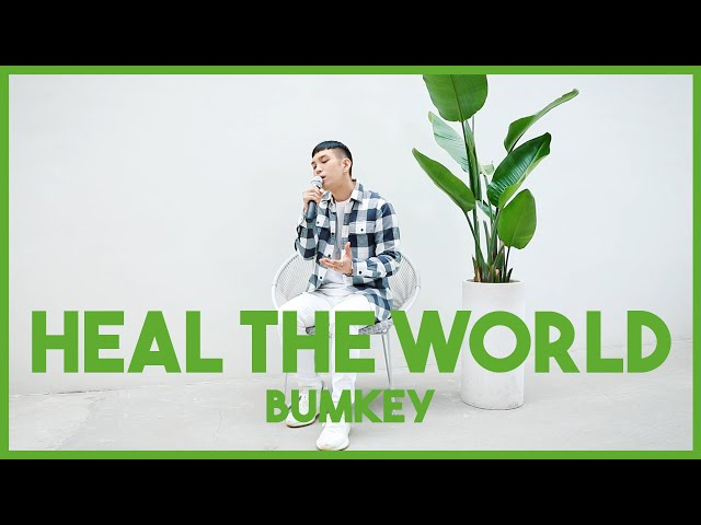 Michael Jackson - Heal The World   Cover by BUMKEY