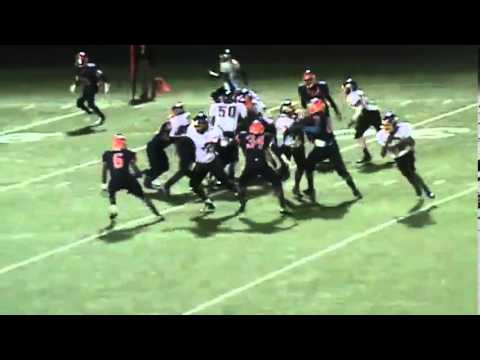 RaSheed Tynes 2012 Highlights: Baltimore Polytechnic Institute Football