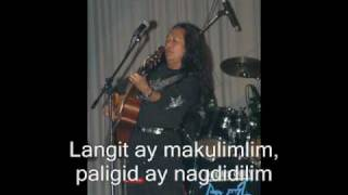 Christmas Song Freddie Aguilar - Pasko Blues (Lyrics)