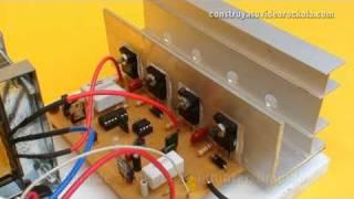 Inversor DC/AC y cargador de batería