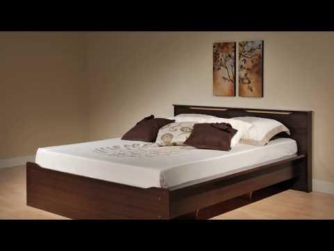 Modern Minimalist Bed Frame Wood Designs