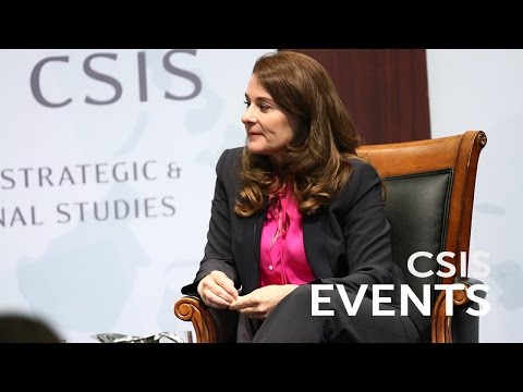 Smart Women, Smart Power: A Conversation with Melinda Gates
