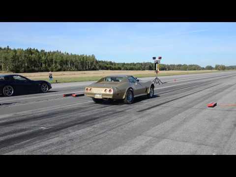 Härliga att titta på Corvette C3