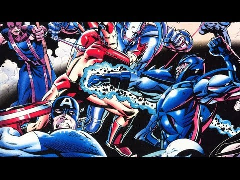 Classic Game Room - CAPTAIN AMERICA and the AVENGERS review for Sega Genesis