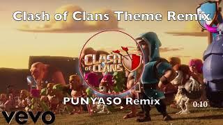 Clash of clans music theme remix