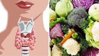 5 aliments qui guérissent l'hypothyroïdie naturellement
