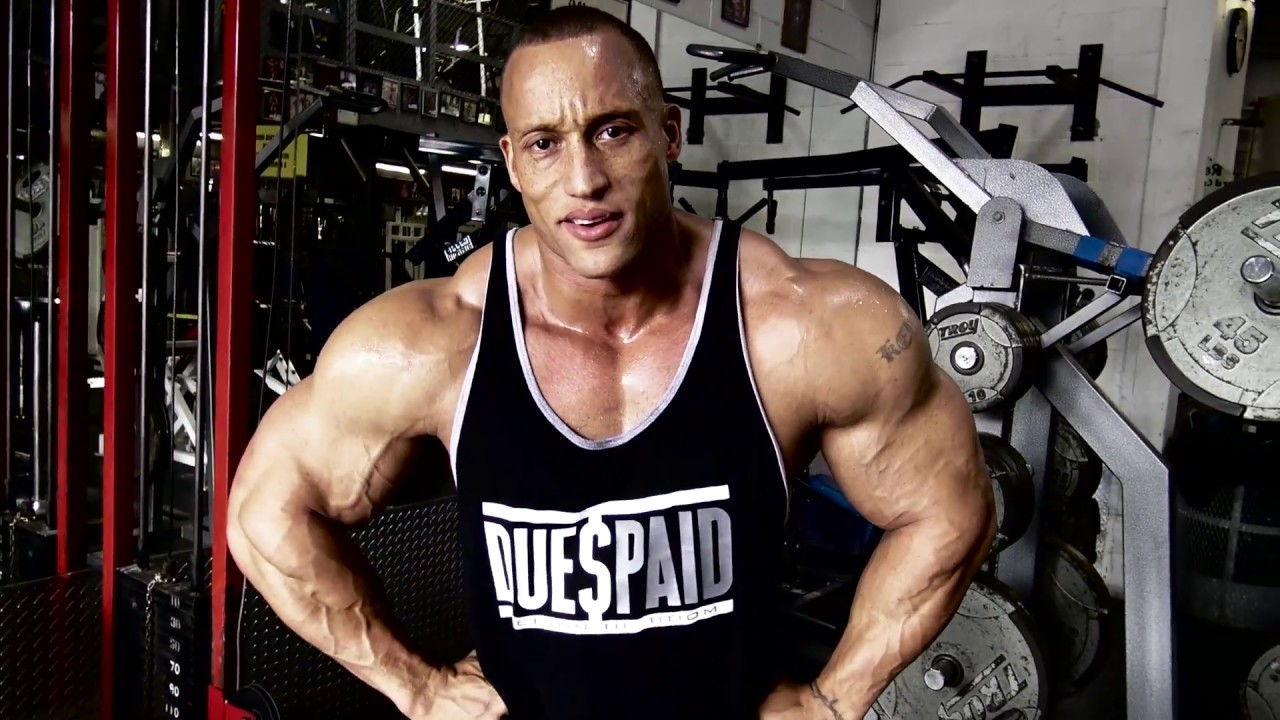 Download IFBB Pro Kevin Jordan Trains Back 3 Days Out From The Chicago Pro